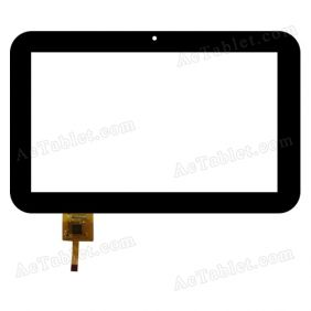 OPD-TPC0096 Digitizer Glass Touch Screen Replacement for 9 Inch MID Tablet PC