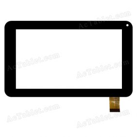 PINGBO PB70A8490-R1 KDX Digitizer Glass Touch Screen Replacement for 7 Inch MID Tablet PC
