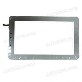 OPD-TPC229(2) Digitizer Glass Touch Screen Replacement for 7 Inch MID Tablet PC