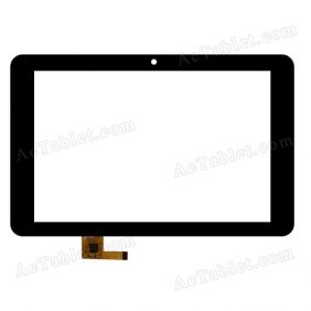 SLC07008A Digitizer Glass Touch Screen Replacement for 7 Inch MID Tablet PC