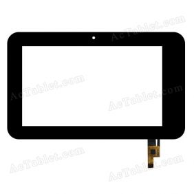 ED0700MG36 Digitizer Glass Touch Screen Replacement for 7 Inch MID Tablet PC