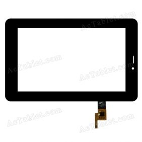PB70A8823-R1 Digitizer Glass Touch Screen Replacement for 7 Inch MID Tablet PC