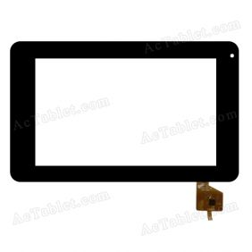 PB70A8525 Digitizer Glass Touch Screen Replacement for 7 Inch MID Tablet PC