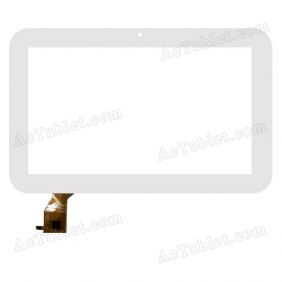 PB101A8469-R1 Digitizer Glass Touch Screen Replacement for 10.1 Inch MID Tablet PC