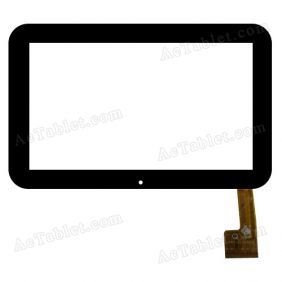 TPC0795 VER2.0 Digitizer Glass Touch Screen Replacement for 10.1 Inch MID Tablet PC