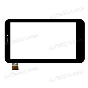 PB70A9500 Digitizer Glass Touch Screen Replacement for 7 Inch MID Tablet PC