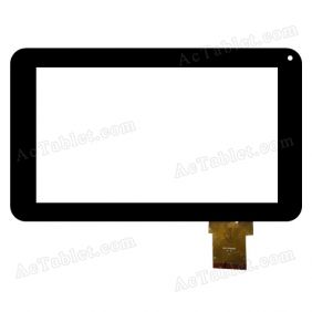OPD-TPC00208 Digitizer Glass Touch Screen Replacement for 9 Inch MID Tablet PC