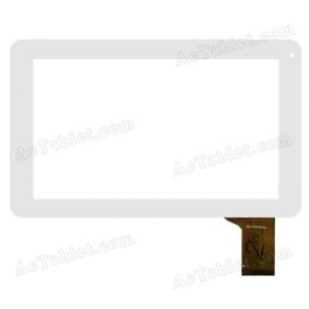 OPD-TPC0155 HD Digitizer Glass Touch Screen Replacement for 9 Inch MID Tablet PC