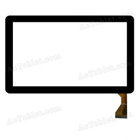 CTP070-033FPC Digitizer Glass Touch Screen Replacement for 7 Inch MID Tablet PC