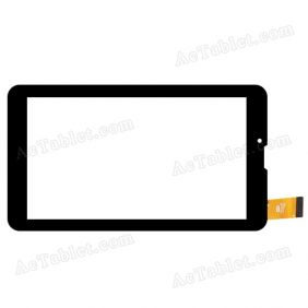 CZY6616B01-FPC Digitizer Glass Touch Screen Replacement for 7 Inch MID Tablet PC