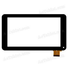 PG70681A0 Digitizer Glass Touch Screen Replacement for 7 Inch MID Tablet PC
