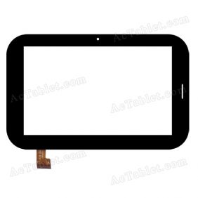 7.0 FPC XST1316 Digitizer Glass Touch Screen Replacement for 7 Inch MID Tablet PC
