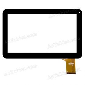 TPT-090-240 Digitizer Glass Touch Screen Replacement for 9 Inch MID Tablet PC
