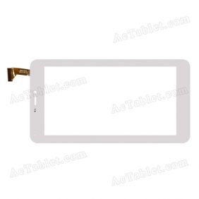SKD13026 Digitizer Glass Touch Screen Replacement for 7 Inch MID Tablet PC