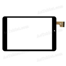 TPC0769 Digitizer Glass Touch Screen Replacement for 7.9 Inch MID Tablet PC