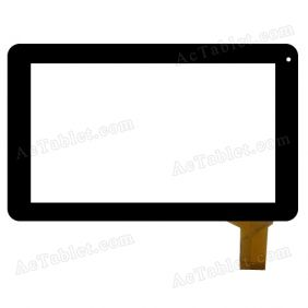 FPC-CY101066-00 Digitizer Glass Touch Screen Replacement for 10.1 Inch MID Tablet PC