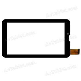 0223-R1-B Digitizer Glass Touch Screen Replacement for 7 Inch MID Tablet PC