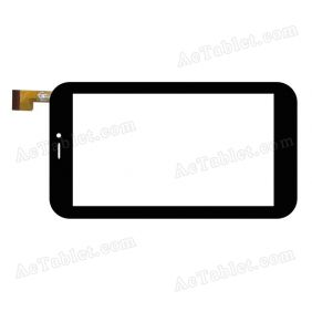 GT70PHKF718 Digitizer Glass Touch Screen Replacement for 7 Inch MID Tablet PC