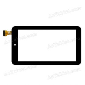 GC70X Digitizer Glass Touch Screen Replacement for 7 Inch MID Tablet PC