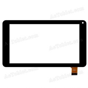 LH5920 Digitizer Glass Touch Screen Replacement for 7 Inch MID Tablet PC