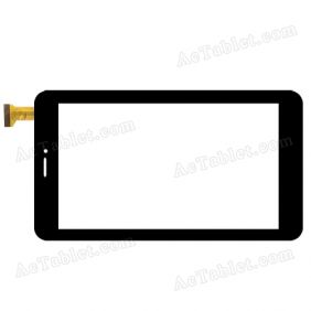 KHX-733-FPC XT Digitizer Glass Touch Screen Replacement for 7 Inch MID Tablet PC