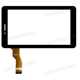 DYJ-700278-FPC Digitizer Glass Touch Screen Replacement for 7 Inch MID Tablet PC