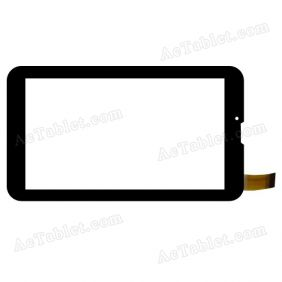 ZP9230-7 B VER.00 Digitizer Glass Touch Screen Replacement for 7 Inch MID Tablet PC