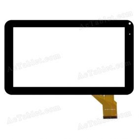 KHX-9004 XDX Digitizer Glass Touch Screen Replacement for 9 Inch MID Tablet PC