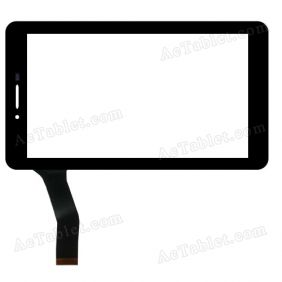 SG5768A-FPC-V1-1 Digitizer Glass Touch Screen Replacement for 7 Inch MID Tablet PC