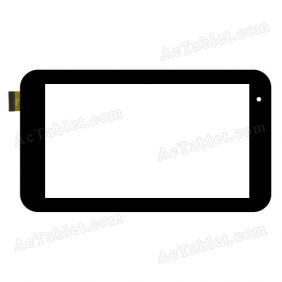 Z7Z196 FHX CON50 Digitizer Glass Touch Screen Replacement for 7 Inch MID Tablet PC