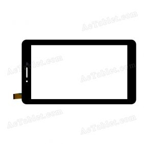 LHJ0225 FPC V01 Digitizer Glass Touch Screen Replacement for 7 Inch MID Tablet PC