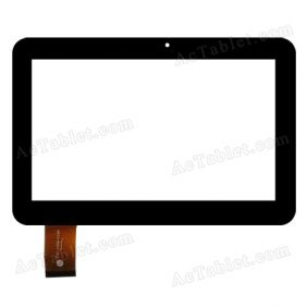 ZHC-1006-116A Digitizer Glass Touch Screen Replacement for 10.1 Inch MID Tablet PC