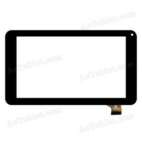 FM709903KA Digitizer Glass Touch Screen Replacement for 7 Inch MID Tablet PC