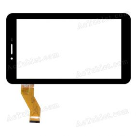 CZY6691B01-02FPC Digitizer Glass Touch Screen Replacement for 7 Inch MID Tablet PC