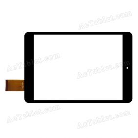 FPC-79A1-V03 Digitizer Glass Touch Screen Replacement for 7.9 Inch MID Tablet PC