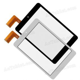 Digitizer Touch Screen Replacement for Iview Iview-782TPC 7.85 Inch Tablet PC