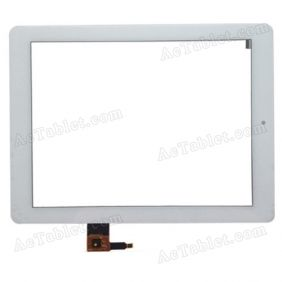 Touch Screen Replacement for Teclast X98 3G Intel x64 Z3735D Quad Core 9.7 Inch Tablet PC