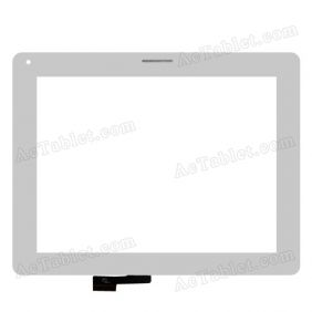 F0425 SL Digitizer Glass Touch Screen Replacement for 8 Inch MID Tablet PC