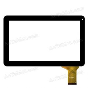 DLM-101C0035-GG Digitizer Touch Screen Replacement for 10.1 Inch Tablet PC