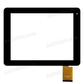 FPC-TP080036(803)-00 Digitizer Glass Touch Screen Replacement for 8 Inch MID Tablet PC