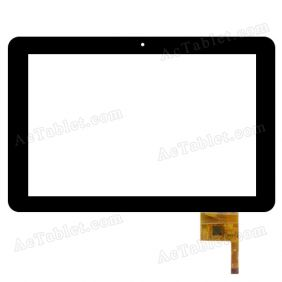 300-L4380A-A00 Digitizer Glass Touch Screen Replacement for 10.1 Inch MID Tablet PC