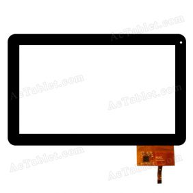 300-L3709B-A00 Digitizer Glass Touch Screen Replacement for 10.1 Inch MID Tablet PC