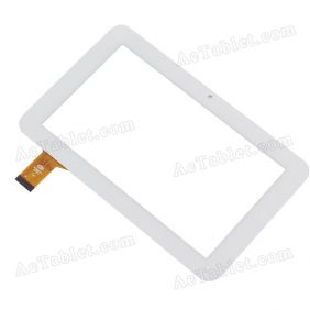 FM706801KA Digitizer Glass Touch Screen Replacement for 7 Inch MID Tablet PC