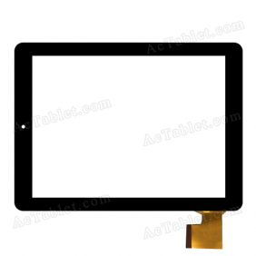 AD-C-800212-FPC SF 3H Digitizer Glass Touch Screen Replacement for 8 Inch MID Tablet PC