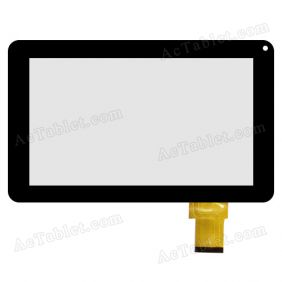 LS-F1B239B J Digitizer Glass Touch Screen Replacement for 9 Inch MID Tablet PC