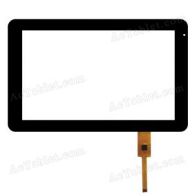 TOPSUN_T10_A2 Digitizer Glass Touch Screen Replacement for 10.1 Inch MID Tablet PC