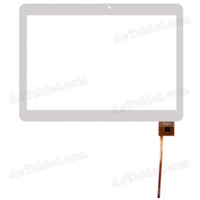 FPC-TP101030-00 Digitizer Touch Screen Replacement for 9.7 Inch Tablet PC