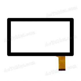 70342_A1 Digitizer Glass Touch Screen Replacement for 7 Inch MID Tablet PC
