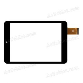 FM801101KE Digitizer Glass Touch Screen Replacement for 7.9 Inch MID Tablet PC