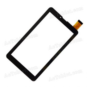 Digitizer Touch Screen Replacement for MTK8312 MTK MT8312 Dual Core 7 Inch MID Tablet PC